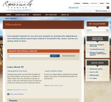 Educators Portal